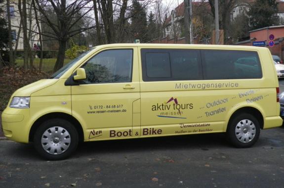Taxi- Zielfahrten und Transfer